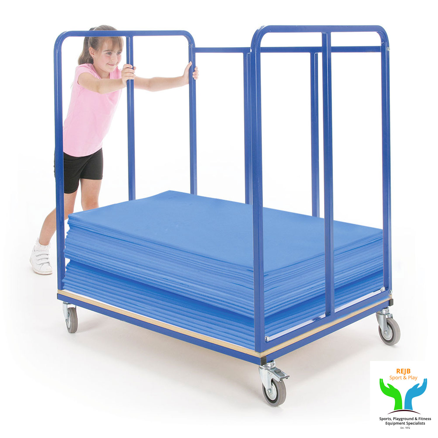 Safety Mats & Trolleys