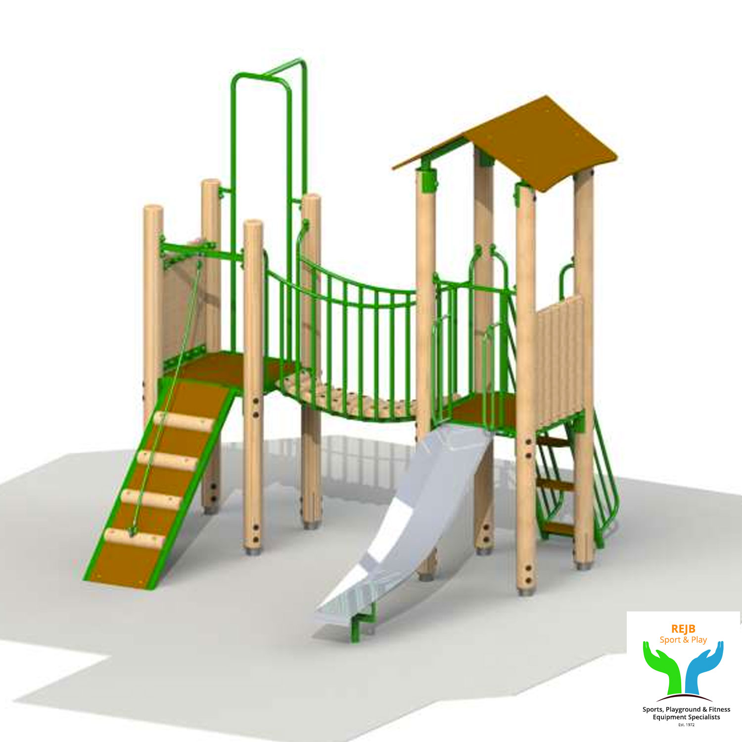 Timber Multiplay Towers